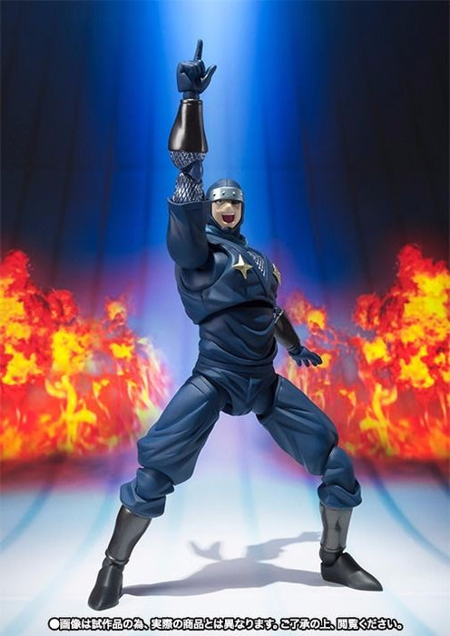 S.H.Figuarts Kinnikuman THE NINJA Action Figure BANDAI TAMASHII NATIONS NEW_2