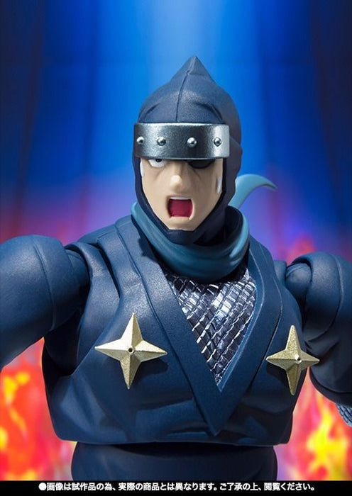 S.H.Figuarts Kinnikuman THE NINJA Action Figure BANDAI TAMASHII NATIONS NEW_3