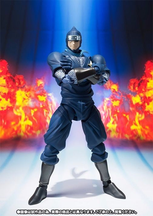 S.H.Figuarts Kinnikuman THE NINJA Action Figure BANDAI TAMASHII NATIONS NEW_4