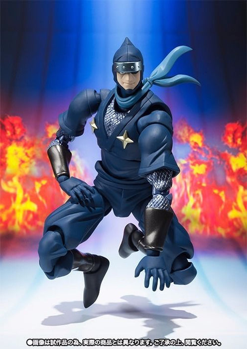 S.H.Figuarts Kinnikuman THE NINJA Action Figure BANDAI TAMASHII NATIONS NEW_5