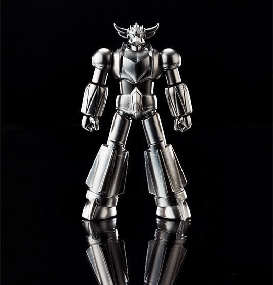Absolute Chogokin Dynamic Characters GRENDIZER Diecast Figure BANDAI NEW Japan_2