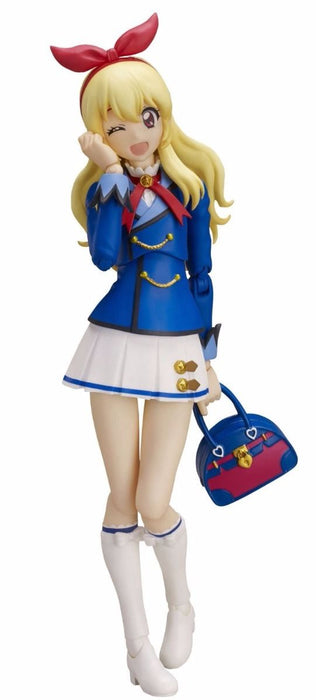 S.H.Figuarts Aikatsu! ICHIGO HOSHIMIYA WINTER UNIFORM Ver Action Figure BANDAI_1