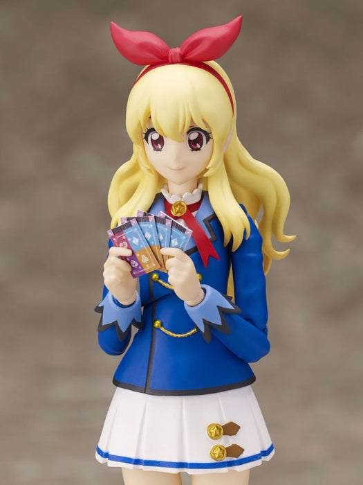 S.H.Figuarts Aikatsu! ICHIGO HOSHIMIYA WINTER UNIFORM Ver Action Figure BANDAI_6