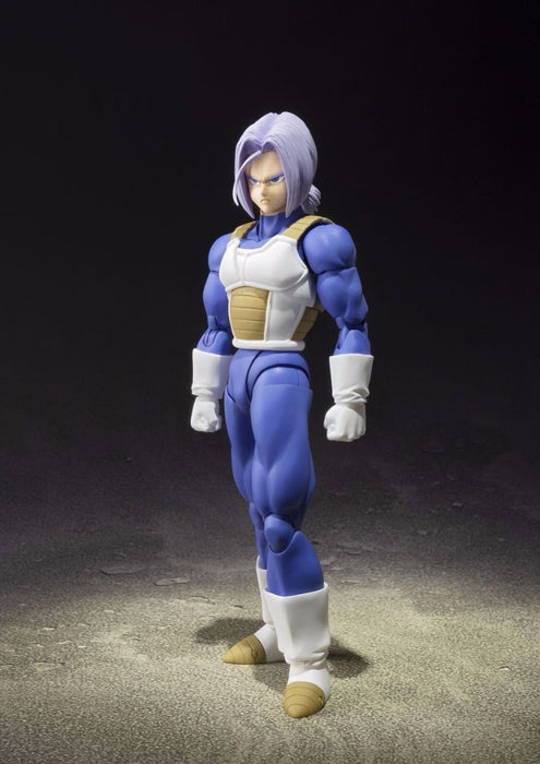 S.H.Figuarts Dragon Ball Z SUPER SAIYAN TRUNKS Action Figure BANDAI NEW Japan_3