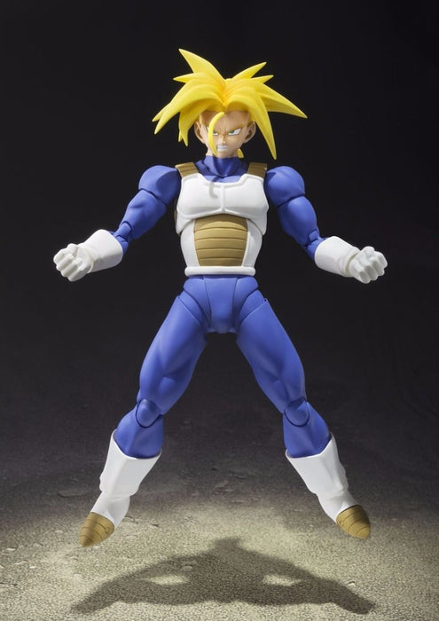S.H.Figuarts Dragon Ball Z SUPER SAIYAN TRUNKS Action Figure BANDAI NEW Japan_6