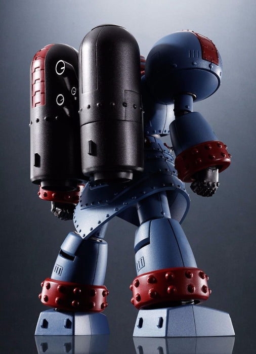 Super Robot Chogokin GIANT ROBO THE ANIMATION VERSION Action Figure BANDAI NEW_4