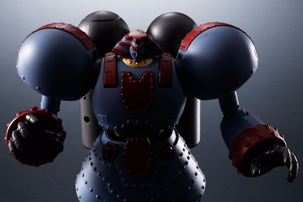 Super Robot Chogokin GIANT ROBO THE ANIMATION VERSION Action Figure BANDAI NEW_6