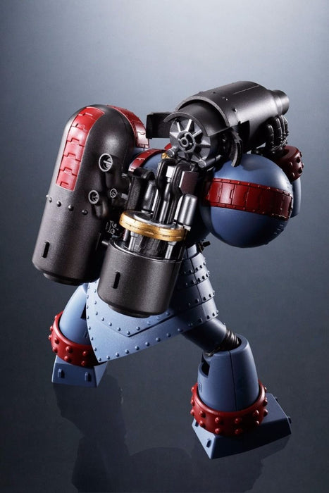 Super Robot Chogokin GIANT ROBO THE ANIMATION VERSION Action Figure BANDAI NEW_8