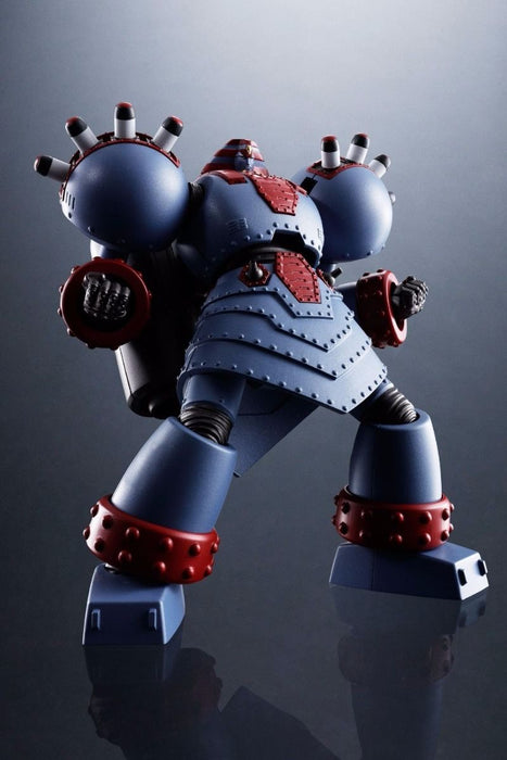Super Robot Chogokin GIANT ROBO THE ANIMATION VERSION Action Figure BANDAI NEW_9