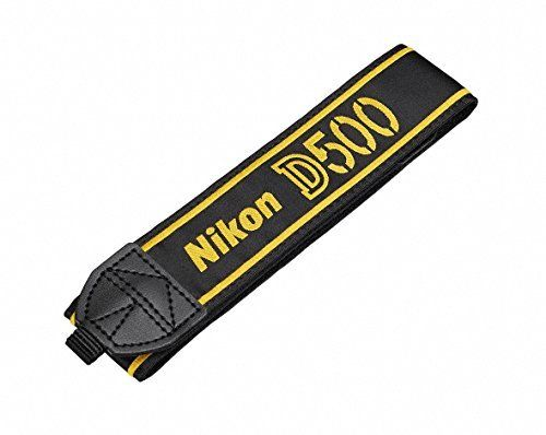 Nikon AN-DC17 Camera Strap NEW from Japan_1