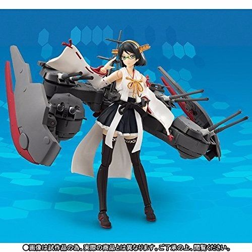 Armor Girls Project Kantai Collection KIRISHIMA KAI Ni II Action Figure BANDAI_2