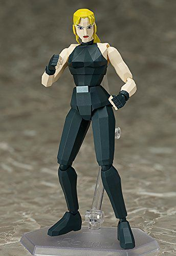 figma SP-068a Virtua Fighter SARAH BRYANT Action Figure FREEing NEW from Japan_2