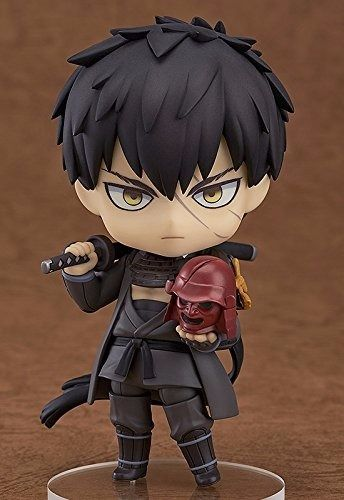 Nendoroid 606 Touken Ranbu Doudanuki Masakuni Action Figure ORANGE ROUGE NEW_2