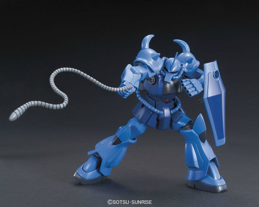 BANDAI HGUC REVIVE 196 1/144 MS-07B GOUF Plastic Model Kit Gundam NEW from Japan_3