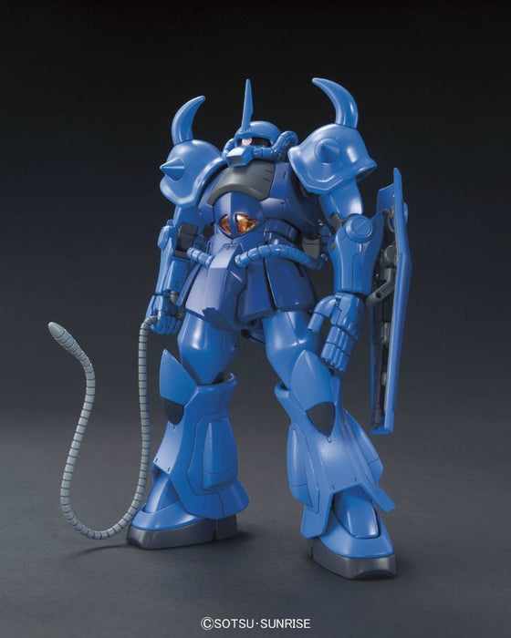 BANDAI HGUC REVIVE 196 1/144 MS-07B GOUF Plastic Model Kit Gundam NEW from Japan_4
