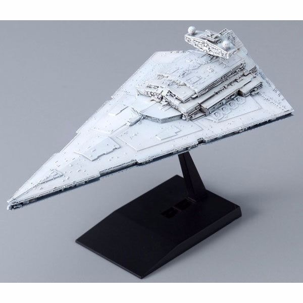 BANDAI Star Wars VEHICLE MODEL 001 STAR DESTROYER Model Kit NEW from Japan_2
