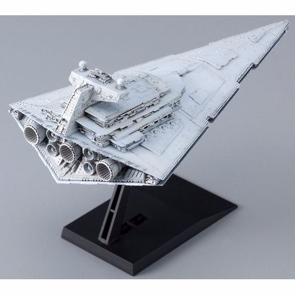 BANDAI Star Wars VEHICLE MODEL 001 STAR DESTROYER Model Kit NEW from Japan_3