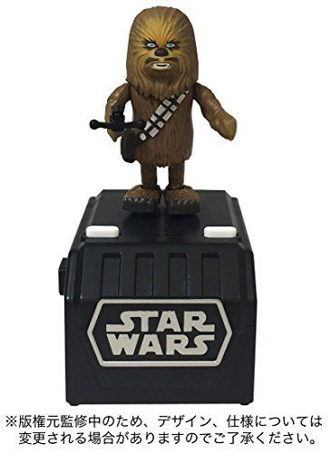 STAR WARS SPACE OPERA CHEWBACCA Electric March Figure TAKARA TOMY from Japan_1