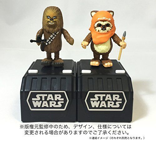 STAR WARS SPACE OPERA CHEWBACCA Electric March Figure TAKARA TOMY from Japan_3
