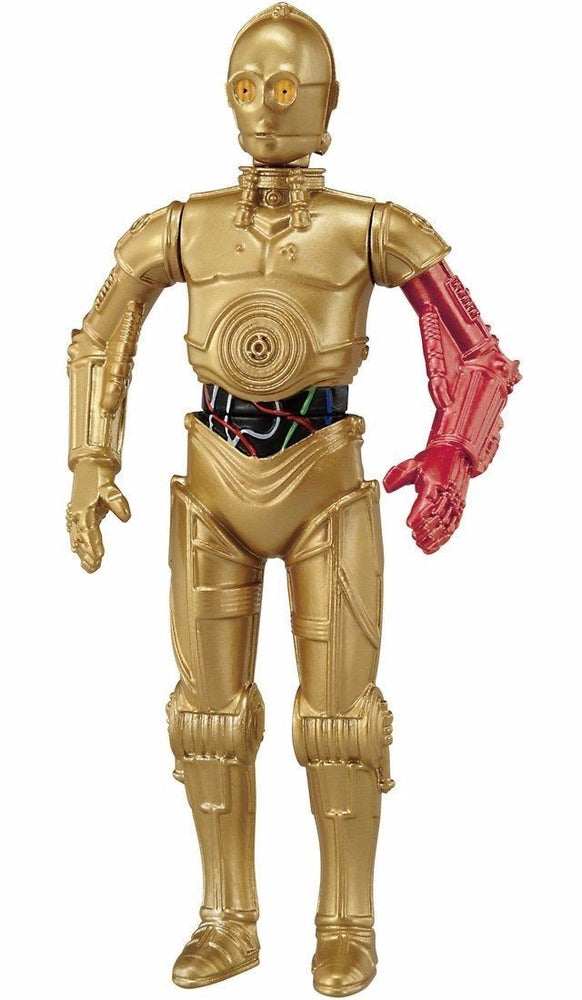 Metal Figure Collection MetaColle Star Wars Force Awakens 16 C-3PO TAKARA TOMY_1