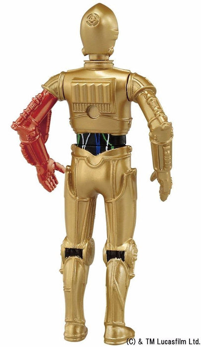Metal Figure Collection MetaColle Star Wars Force Awakens 16 C-3PO TAKARA TOMY_2