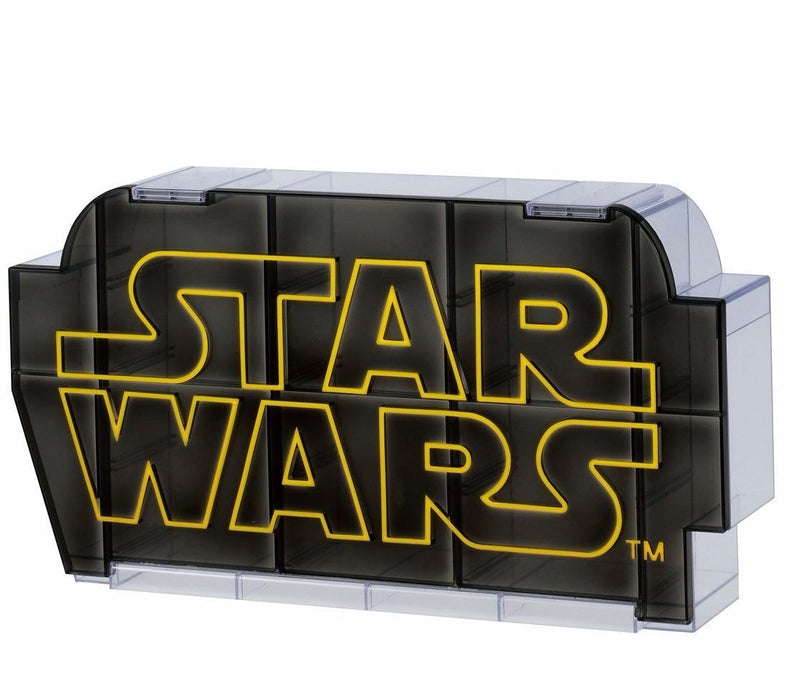 STAR WARS The Force Awakens LOGO DISPLAY CASE TAKARA TOMY NEW from Japan Tomica_3