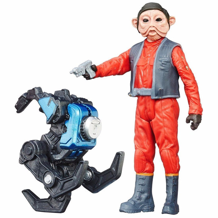 STAR WARS The Force Awakens BASIC FIGURE NINE NUNB TAKARA TOMY NEW from Japan_1