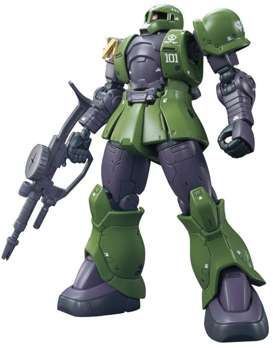 BANDAI HG 1/144 MS-05 ZAKU I DENIM / SLENDER Use Model Kit Gundam THE ORIGIN NEW_2