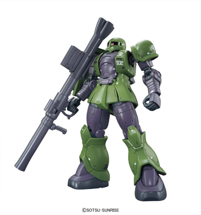 BANDAI HG 1/144 MS-05 ZAKU I DENIM / SLENDER Use Model Kit Gundam THE ORIGIN NEW_3