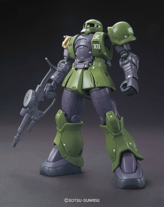 BANDAI HG 1/144 MS-05 ZAKU I DENIM / SLENDER Use Model Kit Gundam THE ORIGIN NEW_4