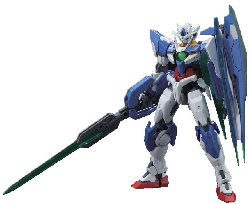 BANDAI RG 1/144 GNT-0000 00 QAN[T] Plastic Model Kit Gundam 00 NEW from Japan_2