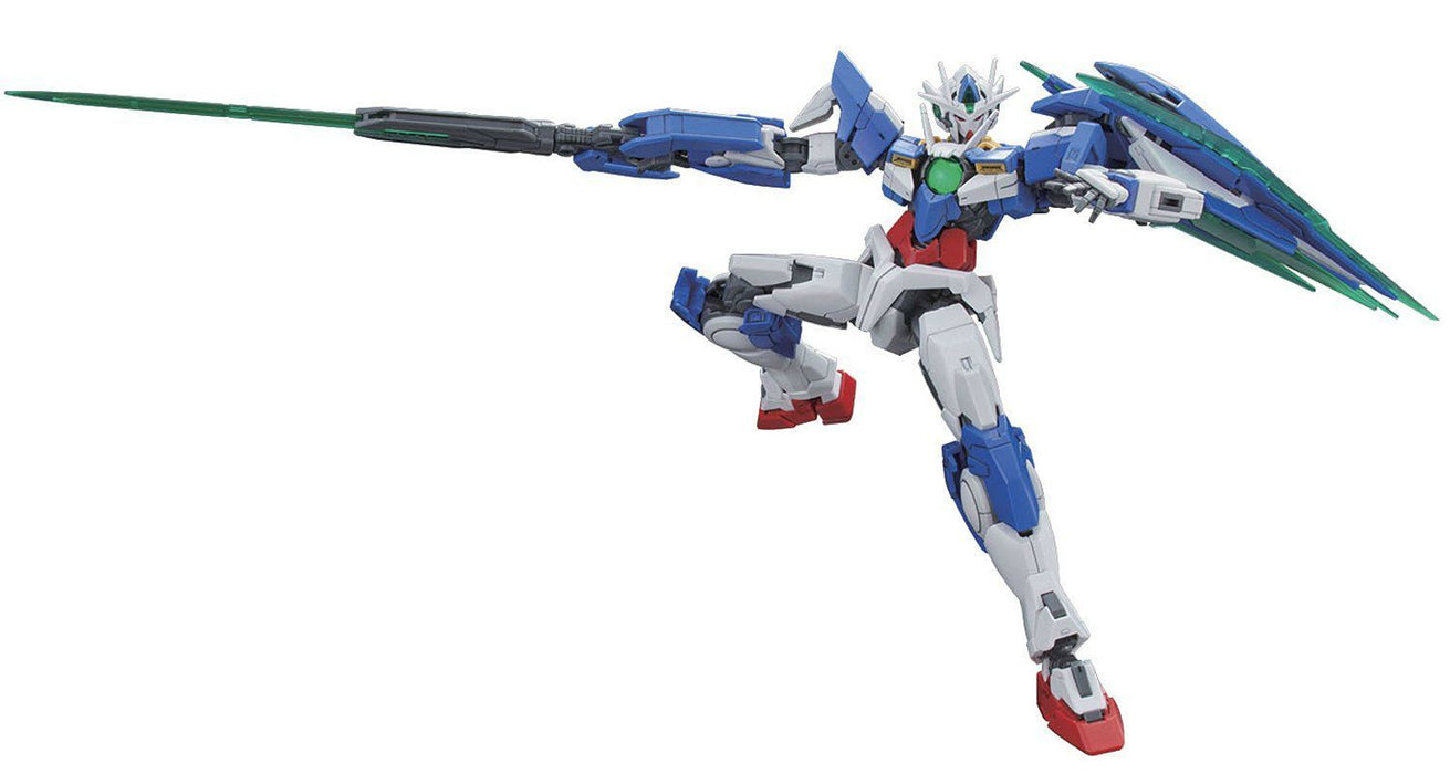 BANDAI RG 1/144 GNT-0000 00 QAN[T] Plastic Model Kit Gundam 00 NEW from Japan_3