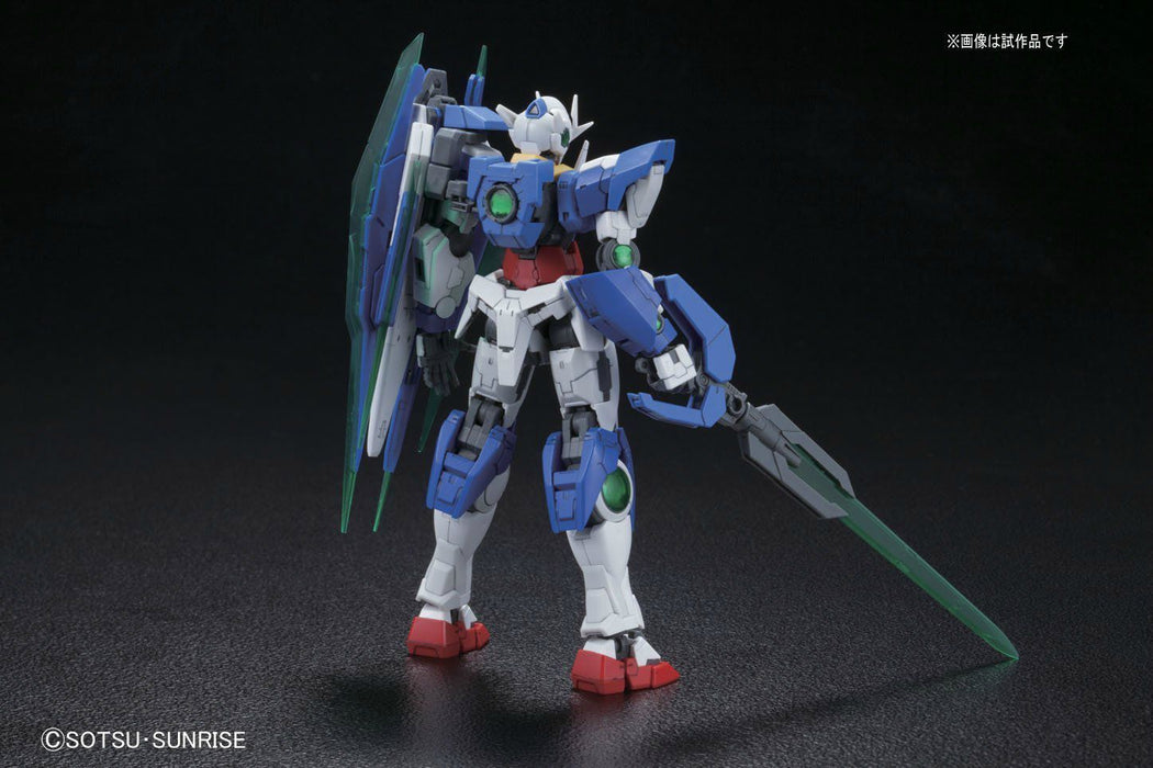 BANDAI RG 1/144 GNT-0000 00 QAN[T] Plastic Model Kit Gundam 00 NEW from Japan_4