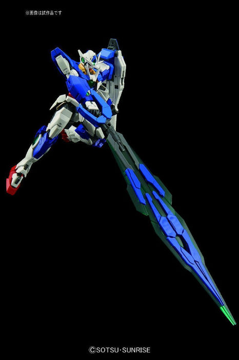 BANDAI RG 1/144 GNT-0000 00 QAN[T] Plastic Model Kit Gundam 00 NEW from Japan_5