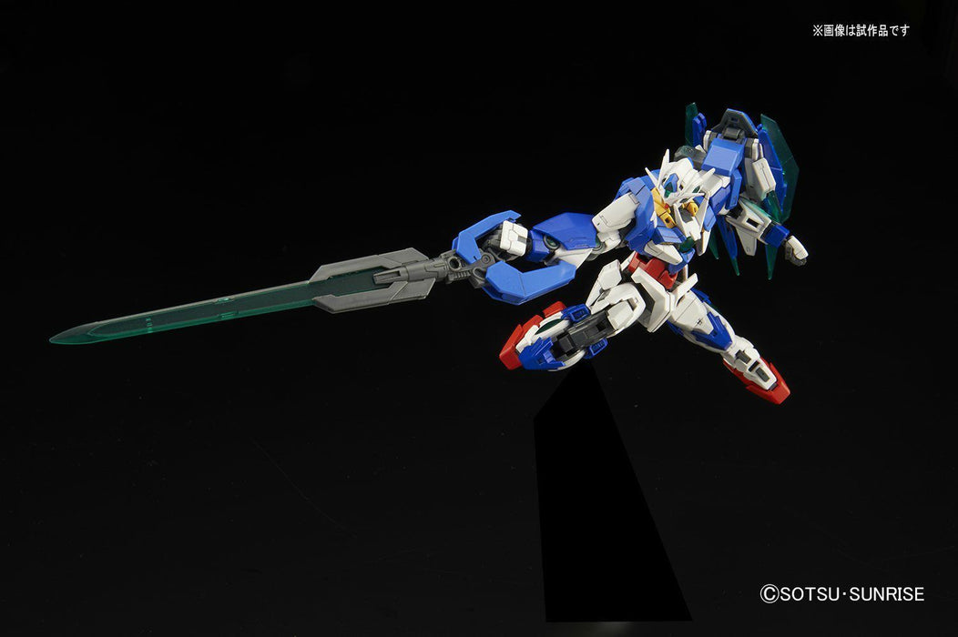 BANDAI RG 1/144 GNT-0000 00 QAN[T] Plastic Model Kit Gundam 00 NEW from Japan_6