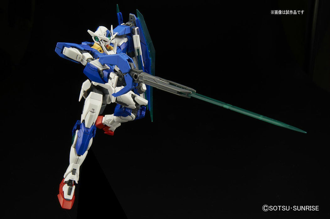 BANDAI RG 1/144 GNT-0000 00 QAN[T] Plastic Model Kit Gundam 00 NEW from Japan_7