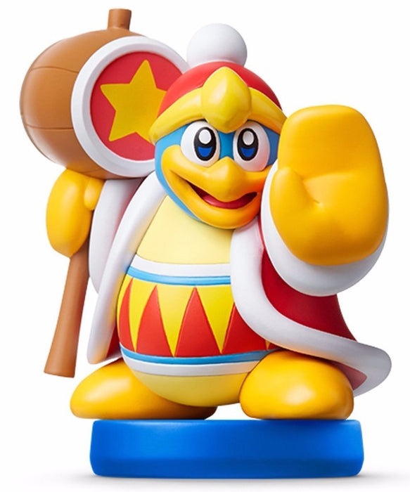Nintendo amiibo King Dedede Kirby 3DS Wii U Game Accessories NEW from Japan_1