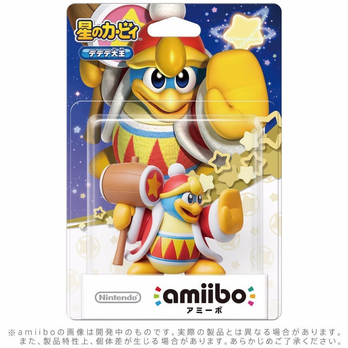 Nintendo amiibo King Dedede Kirby 3DS Wii U Game Accessories NEW from Japan_2