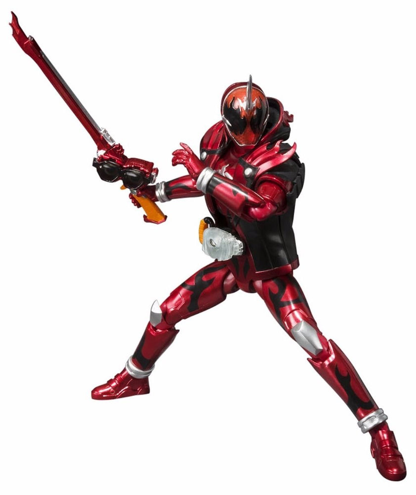 S.H.Figuarts Masked Kamen Rider GHOST TOUCON BOOST DAMASHII Action Figure BANDAI_1