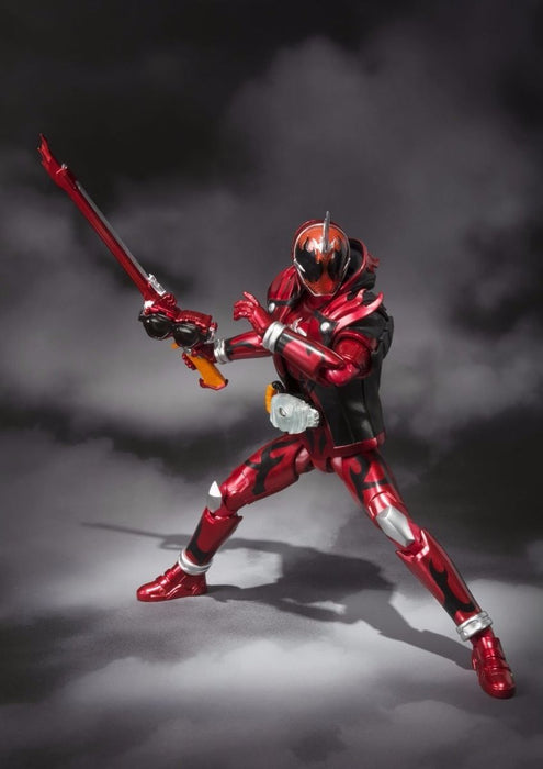 S.H.Figuarts Masked Kamen Rider GHOST TOUCON BOOST DAMASHII Action Figure BANDAI_4