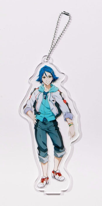 Tamashii Collection Acrylic Stand Keychain Macross Delta HAYATE IMMELMANN NEW_3