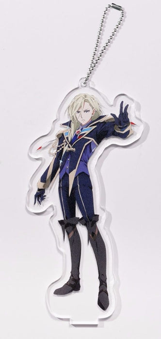 Tamashii Collection Acrylic Stand Keychain Macross Delta KEITH AERO WINDERMERE_3
