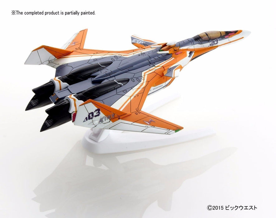 BANDAI MECHA COLLE Macross Delta VF-31E SEIGFRIED FIGHTER Chuck USE Model Kit_3