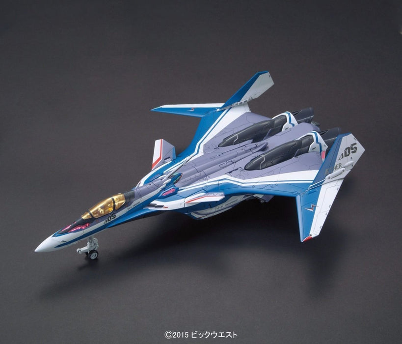 BANDAI 1/72 VF-31J SIEGFRIED HAYATE IMMELMANN USE Model Kit Macross Delta NEW_3