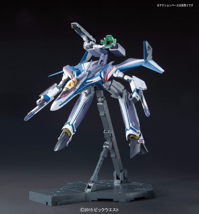 BANDAI 1/72 VF-31J SIEGFRIED HAYATE IMMELMANN USE Model Kit Macross Delta NEW_4