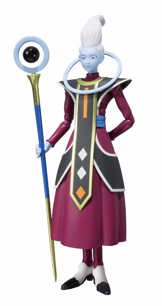 S.H.Figuarts WHIS Action Figure Dragon Ball Super BANDAI NEW from Japan_1