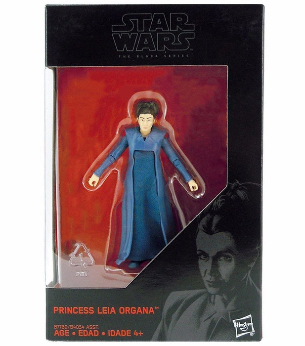 STAR WARS BLACK Series BASIC FIGURE PRINCESS LEIA ORGANA TAKARA TOMY NEW Japan_2