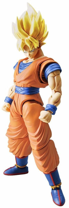 BANDAI Figure-rise Standard Dradon Ball Z SUPER SAIYAN SON GOKOU Mode Kit NEW_2