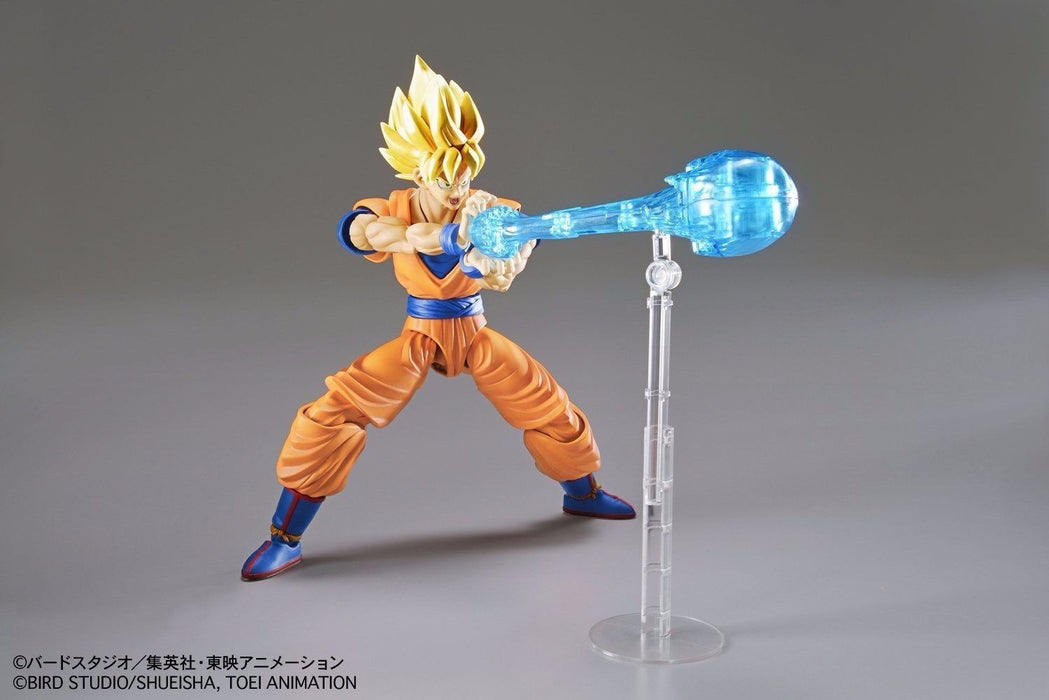 BANDAI Figure-rise Standard Dradon Ball Z SUPER SAIYAN SON GOKOU Mode Kit NEW_4