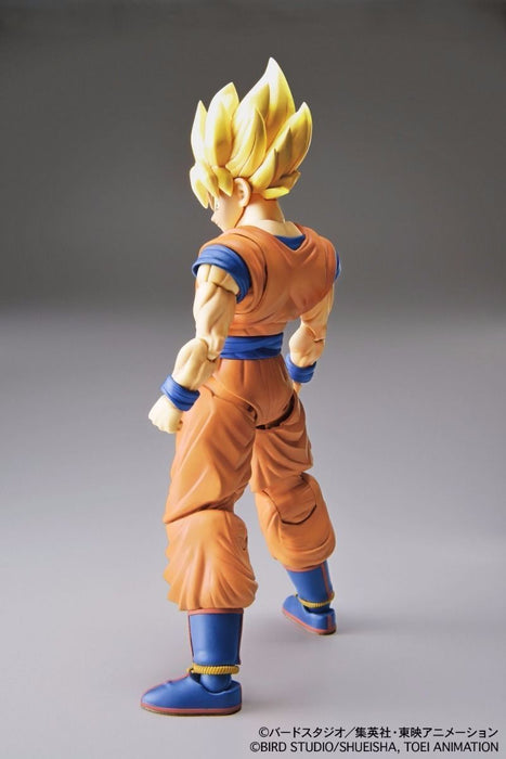 BANDAI Figure-rise Standard Dradon Ball Z SUPER SAIYAN SON GOKOU Mode Kit NEW_7